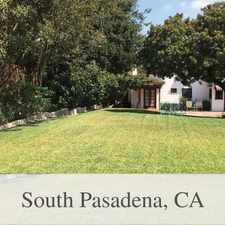 Rental info for House In Prime Location in the South Pasadena area