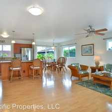 Rental info for 60 N. Kainalu Dr. A in the Kailua area