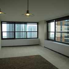 Rental info for 1150 Michigan Avenue #504 in the Grant Park area