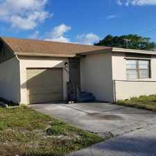 Rental info for 2nd Ave N & N Dixie Highway in the Lake Worth area