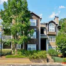 Rental info for Post Brookhaven in the North Atlanta area