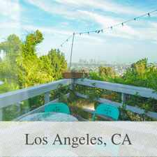 Rental info for Unwind In This Tropical Paradise Nestled In The... in the Los Angeles area