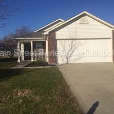 Rental info for 7138 Mars Dr - Gorgeous Ranch In Wayne Township in the Indianapolis area