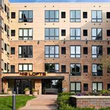 Rental info for 412 Lofts 2B2B Sublease From January to September in the University area