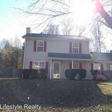 Rental info for 3996 Orchard Knoll Dr