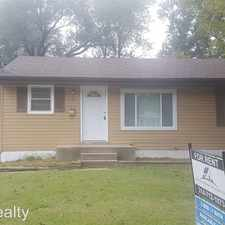 Rental info for 125 Du Bourg Ln. in the Florissant area
