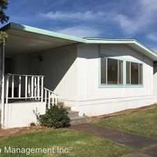 Rental info for 9255 N. Magnolia Ave SPC 109 in the Santee area
