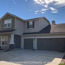 Rental info for 6342 Greenland Chase in the Greenland area