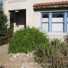 Rental info for 547 E. 1ST STREET - 1 in the West University area