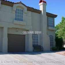 Rental info for 2625 Twin Pines Avenue in the Green Valley South area
