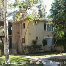 Rental info for 11138 Aqua Vista St # 51 in the Los Angeles area