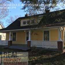 Rental info for 1120 Waughtown Street in the Belview area