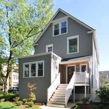 Rental info for 3235 W Belle Plaine Ave in the Irving Park area