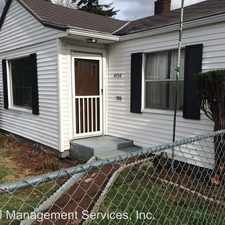 Rental info for 4736 NE 97th Avenue in the Parkrose area