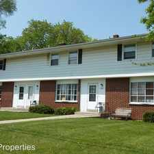 Rental info for 6345 N 91st St in the Menomonee River Hills area