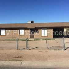 Rental info for 3 bed 2 bath in Eloy!