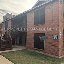 Rental info for 3010 Sappington PL Unit B, Fort Worth, TX 76116 - video tour - self showing in the Fort Worth area