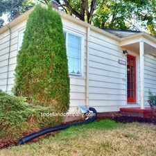 Rental info for 7036 North Wall Avenue in the University Park area
