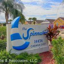 Rental info for 14434 E Cabana Unit 218 in the Corpus Christi area