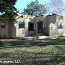 Rental info for 205 8th St.