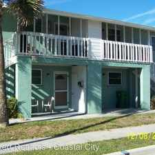 Rental info for 101 16th Avenue South Unit C in the Jacksonville Beach area