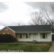 Rental info for 4881 Wooddale Ave in the Southeast Memphis area