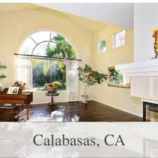 Rental info for House In Quiet Area, Spacious With Big Kitchen in the Los Angeles area