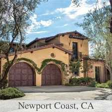 Rental info for 4 Bedrooms Condo - A Private Oasis Situated On ... in the Newport Beach area