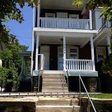 Rental info for One Bedroom In Baltimore City in the Baltimore area