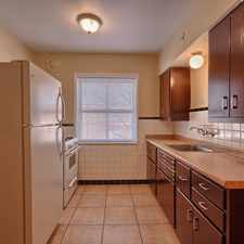 Rental info for Sunny Apartment on Nice Corner in the Northampton area