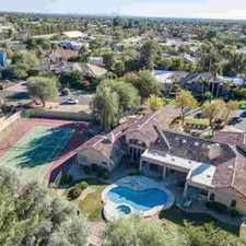 Rental info for 11290 E COCHISE Drive Scottsdale Four BR, Beautiful custom home in the Scottsdale area