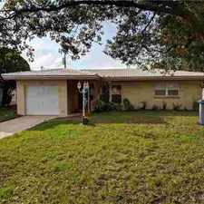 Rental info for 1718 S Lake Ave Clearwater, Classic Florida Starter Home or