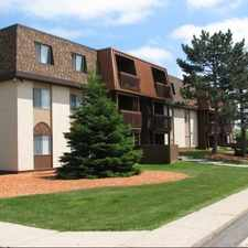 Rental info for College Towne West in the Lansing area