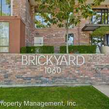Rental info for 1060 S 3rd St Unit 101 in the Spratan-Keyes area