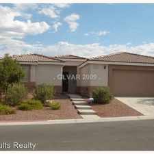 Rental info for 8133 DANCING AVE in the Tule Springs area