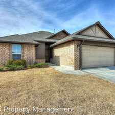 Rental info for 1509 Ginger Avenue in the Moore area