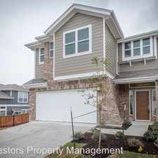 Rental info for 2305 Hermia St in the Southeast Austin area
