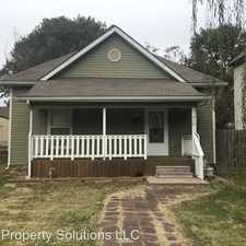 Rental info for 712 W. 7th in the Pittsburg area