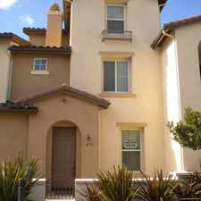 Rental info for 2776 W MADISON CIRCLE in the Anaheim area