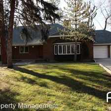 Rental info for 1906 Lakewood Dr