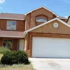 Rental info for 1387 Anasazi