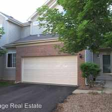 Rental info for 204 Southwicke Drive Unit D in the Streamwood area
