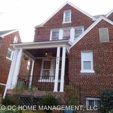 Rental info for 536 Quintana Place NW in the Brightwood - Manor Park area