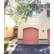 Rental info for 2498 Centergate Drive #103 in the Miramar area