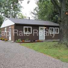 Rental info for Cute Renovated Ranch! in the Marion Franklin area