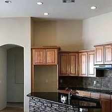 Rental info for Located In The Highly Desirable Desert Hills. W...