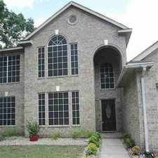 Rental info for 1306 Deer Ridge Drive League City, Nice Four BR home in the League City area