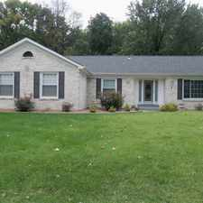 Rental info for 1 Saint Malo Court in the Wentzville area