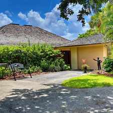 Rental info for 2124 Wightman Drive in the Palm Beach Polo and Country Club area