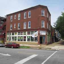 Rental info for 2531 South Jefferson Avenue in the Benton Park area